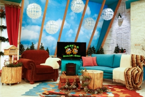 firma de design interior Bucuresti si alte orase – decor emisiune Neata cu Razvan si Dani