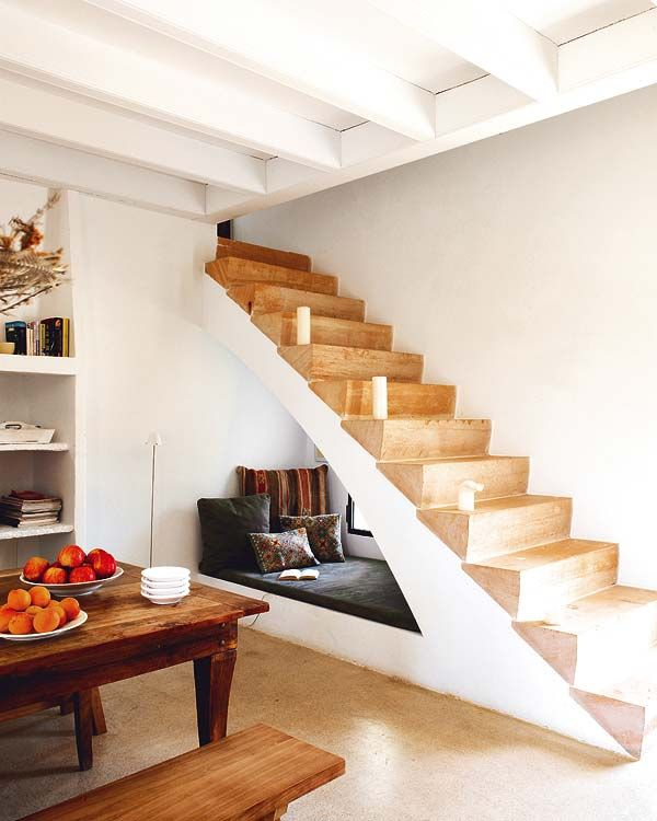 holul design interior - spatiu eficient