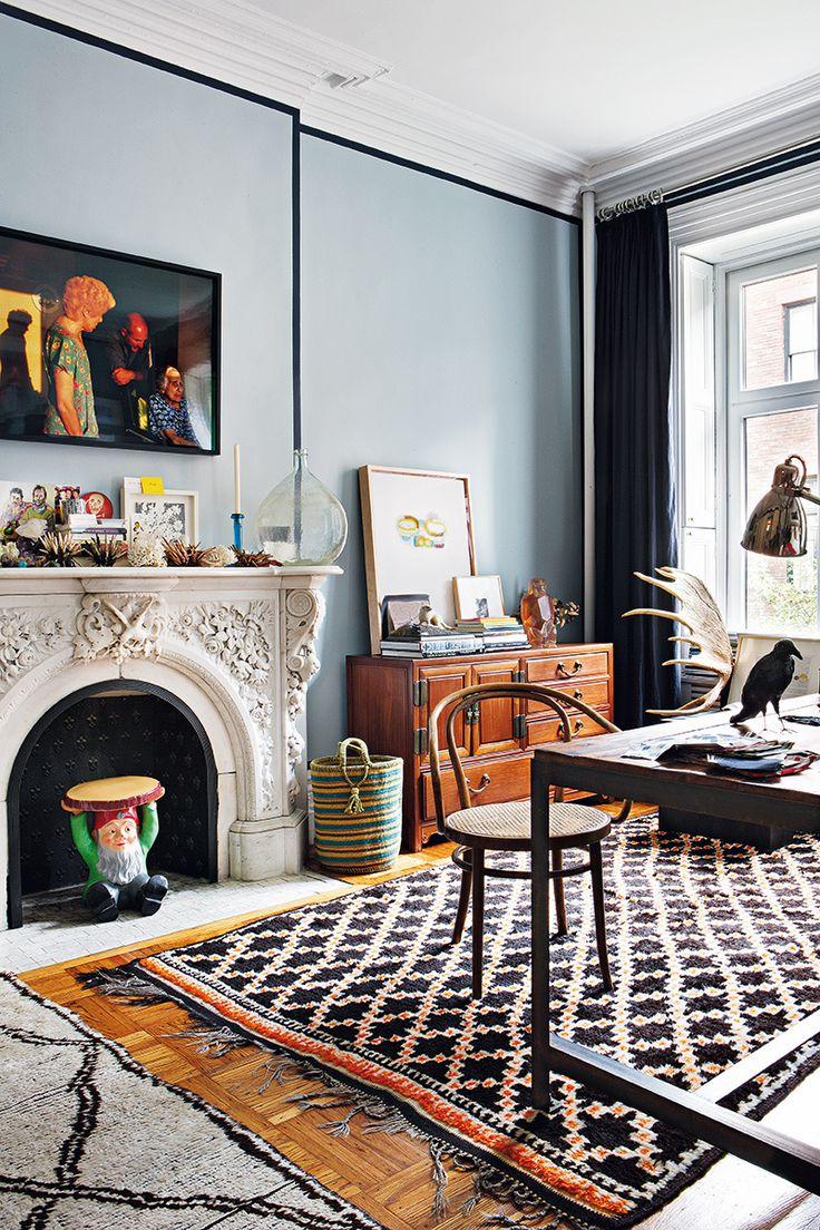 design interior apartament boem
