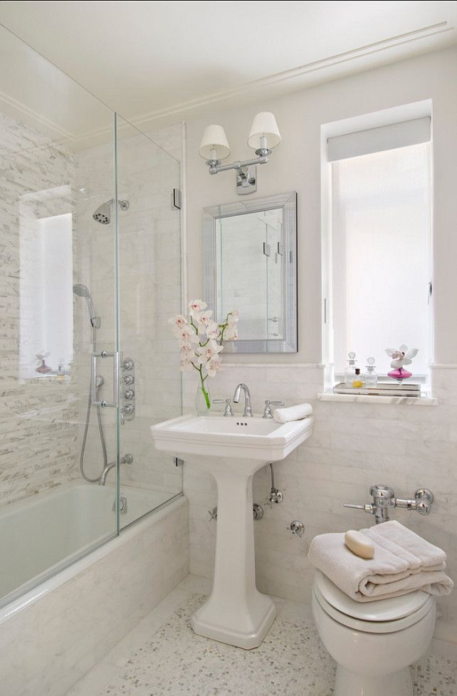 small bathroom ideas - gavia concept - interior design