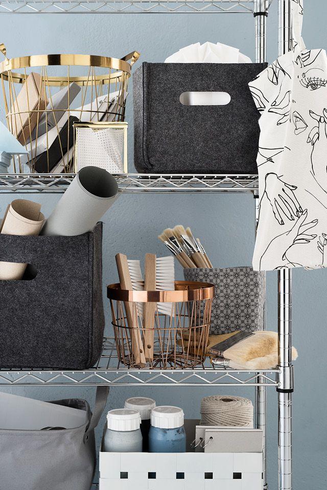 design interior depozitare chic