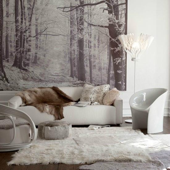 idee amenajare living alb design interior
