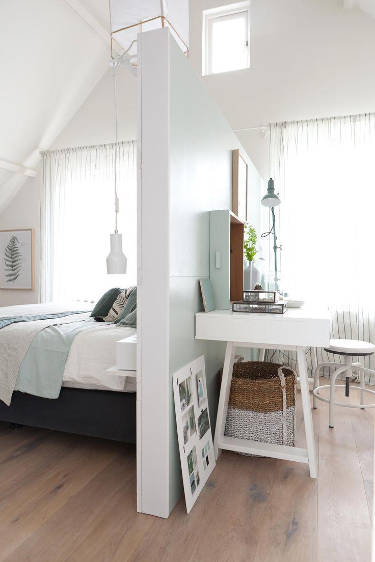 perete separator dormitor