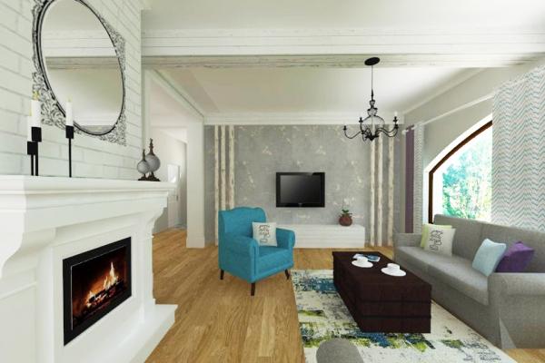 design de interior vila
