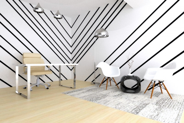 design de interior comercial birou avocatura