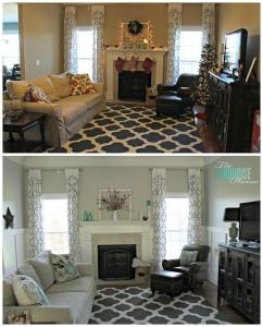sufragerie inaite si dupa design interior