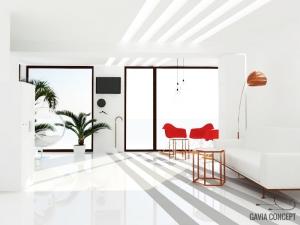 design interior pardoseala rasina epoxidica