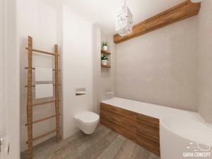 design interior baie scara decor