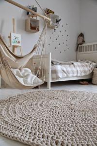 camera copilului - leagan interior
