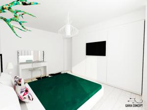 design interior dormitor matrimonial modern dressing