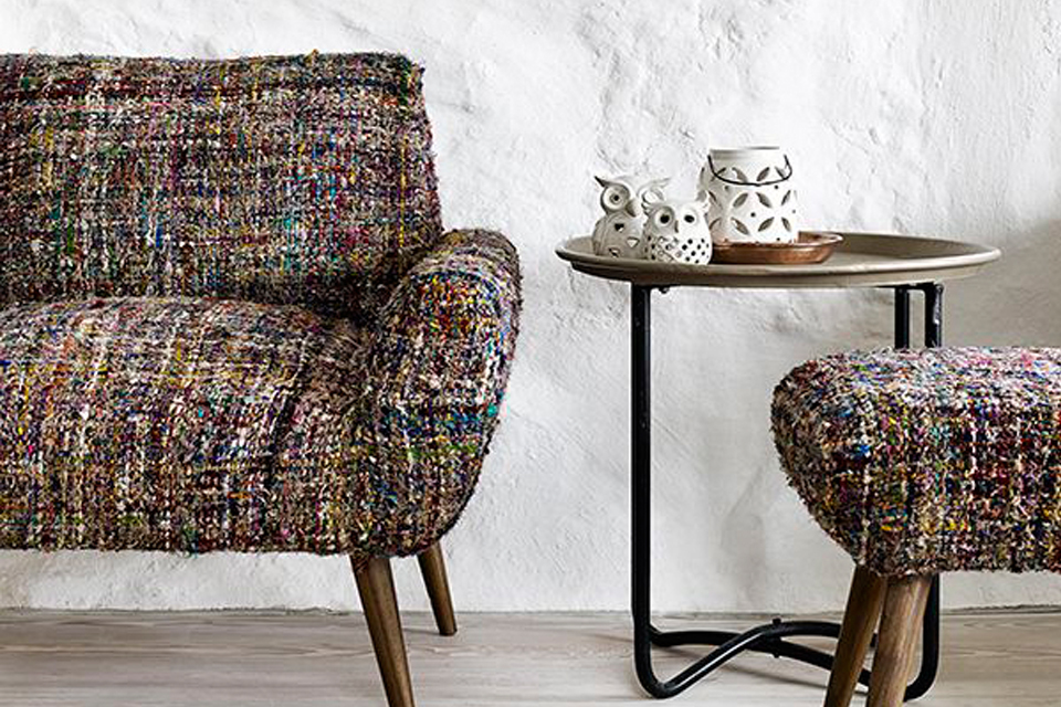 Sumptuous Fabrics In Interior Design