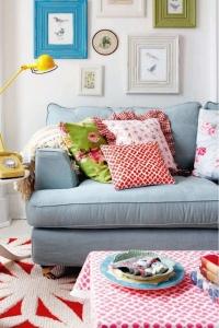design interior living vesel canapea denim