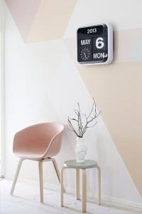 design interior pasteluri roz