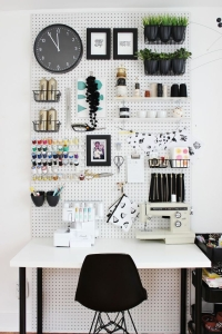 home office design inetrior birou mood board inspiratie